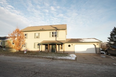 Iowa County Single Family Home For Sale: 103 North St