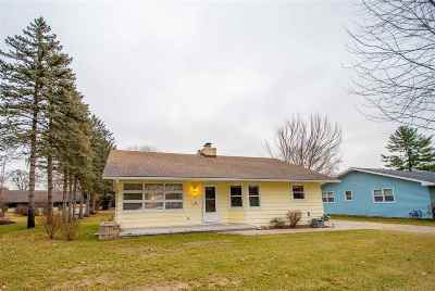 Sauk City WI Single Family Home For Sale: $184,900