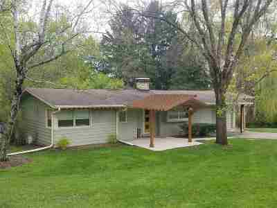 Waunakee Single Family Home For Sale: 5110 Tuggle Ln
