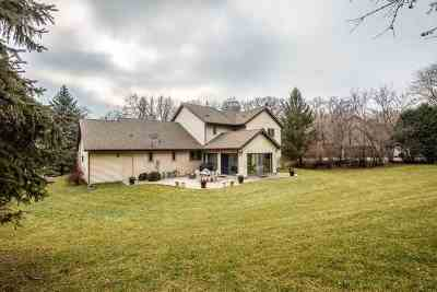 Fitchburg WI Single Family Home For Sale: $475,000