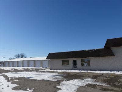 Sun Prairie Commercial For Sale: 200 Clarmar Dr