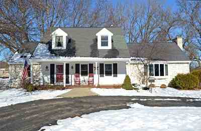 Sauk County Single Family Home For Sale: 429 16th St
