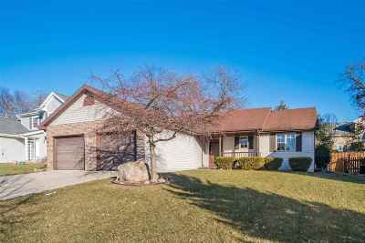 Madison WI Single Family Home For Sale: $285,500