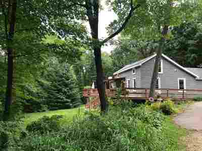 Dane Single Family Home For Sale: 6348 Viaduct Rd