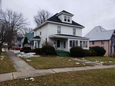Darlington Single Family Home For Sale: 445 Ohio St