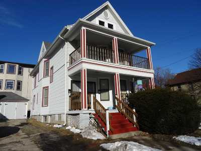 Madison Multi Family Home For Sale: 1052 E Johnson St