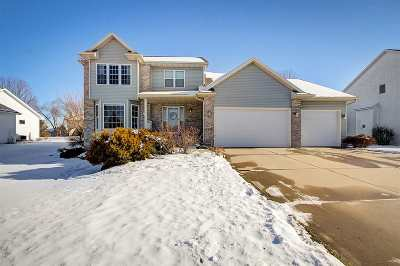 Sun Prairie Single Family Home For Sale: 1045 Duncannon Way