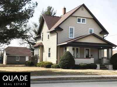 Columbia County Single Family Home For Sale: 245 N High St