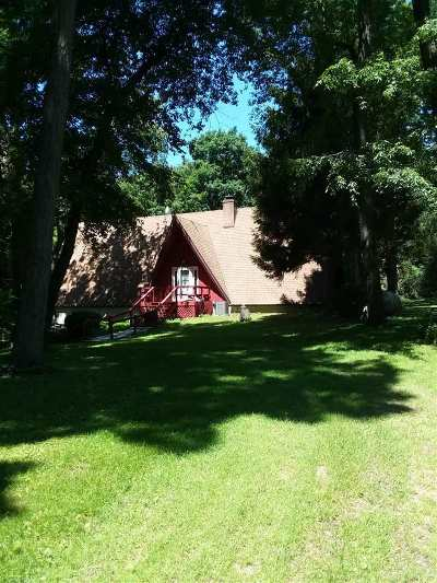 Rock County Single Family Home For Sale: 8402 W Plymouth Church Rd