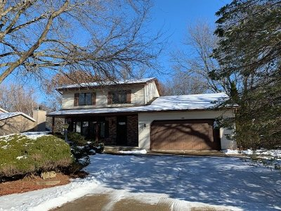 Fitchburg Single Family Home For Sale: 5857 Roanoke Dr