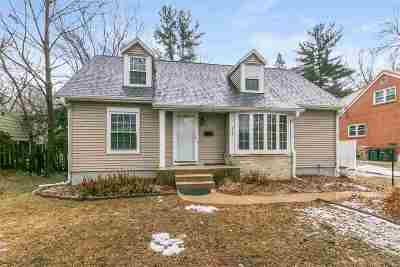 Madison Single Family Home For Sale: 215 S Midvale Blvd