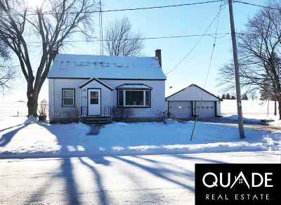 Columbia County Single Family Home For Sale: 110 2nd St