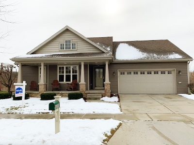 Sun Prairie Single Family Home For Sale: 2575 Prairie Dog Dr