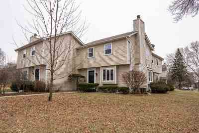 Madison WI Condo/Townhouse For Sale: $124,999