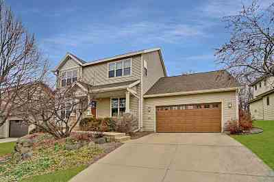 Madison Single Family Home For Sale: 1417 Starr Grass Dr