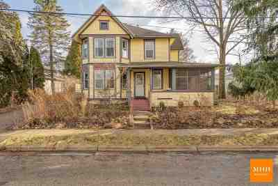 Cross Plains Single Family Home For Sale: 2104 Mill St