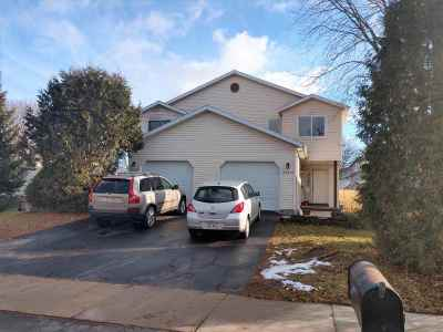 Madison Multi Family Home For Sale: 3105-3107 Old Gate Rd