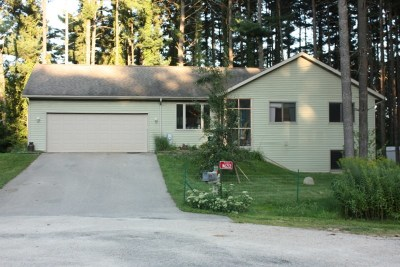 Green County Single Family Home For Sale: N6212 Pine Haven Rd