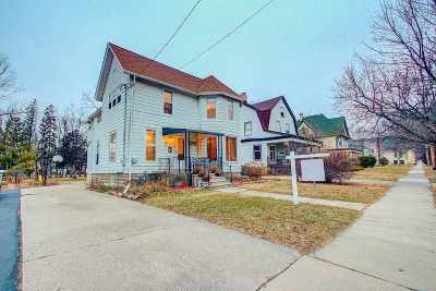 Rock County Single Family Home For Sale: 20 Albion St