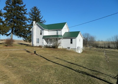Green County Single Family Home For Sale: W7915 Prairie View Rd