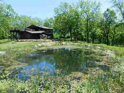 Iowa County Single Family Home For Sale: 6427-A Sand Hill Rd