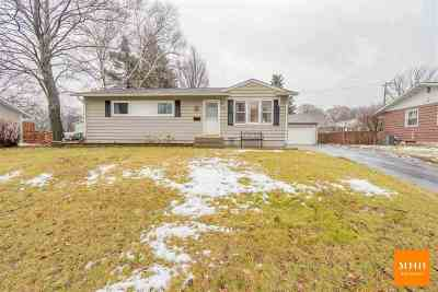 Madison Single Family Home For Sale: 125 Acewood Blvd
