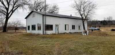 Columbia County Single Family Home For Sale: W5480 Hwy 16