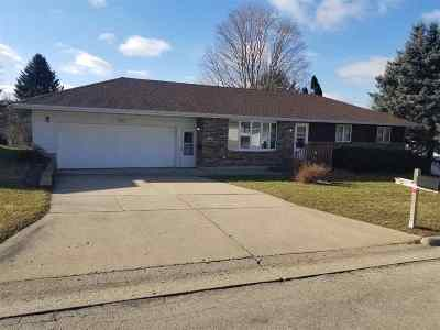 Green County Single Family Home For Sale: 2514 1st St
