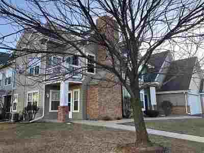 Madison Condo/Townhouse For Sale: 3262 Stonecreek Dr
