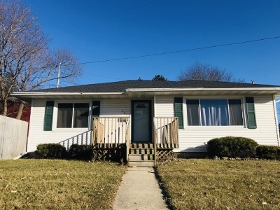 Iowa County Single Family Home For Sale: 901 N Bequette St