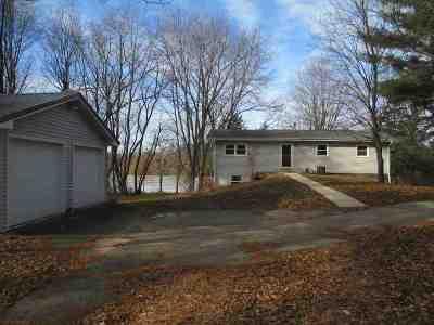 Sauk County Single Family Home For Sale: E7884 Virginia St
