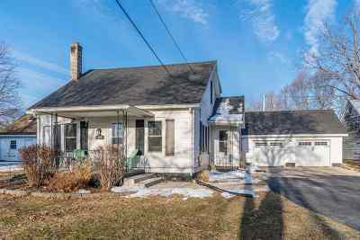 Baraboo WI Single Family Home For Sale: $140,000