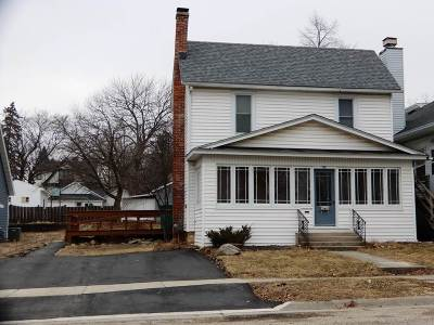 Edgerton Single Family Home For Sale: 708 W Rollin St
