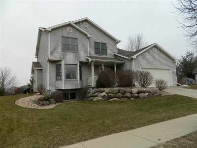 Madison Single Family Home For Sale: 3906 Cosgrove Dr