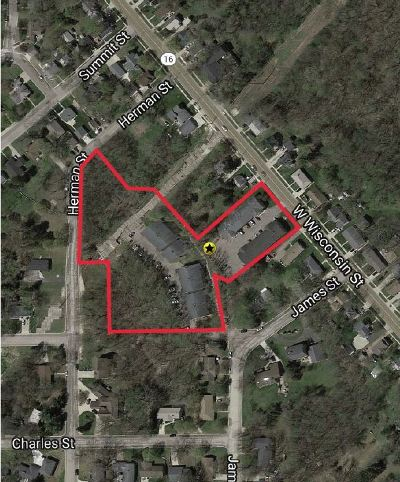 Columbia County Multi Family Home For Sale: 1114-1116 W Wisconsin St