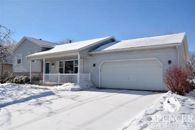 Waunakee WI Single Family Home For Sale: $305,000
