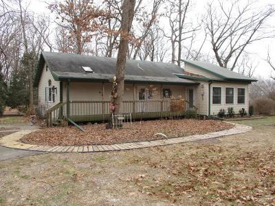 Green County Single Family Home For Sale: W865 Taylor Tr