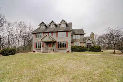 Janesville Single Family Home For Sale: 2801 W Deer Path Tr