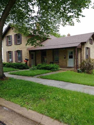 Columbia County Multi Family Home For Sale: 611 Prospect Ave