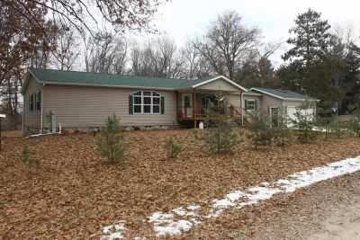 Columbia County Single Family Home For Sale: W10280 Hwy 16