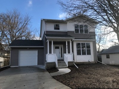 Janesville Single Family Home For Sale: 410 N Pearl St