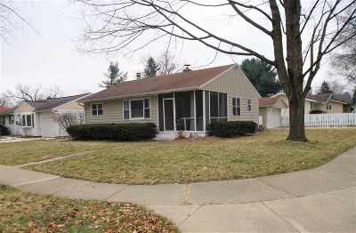 Madison Single Family Home For Sale: 4913 Flad Ave