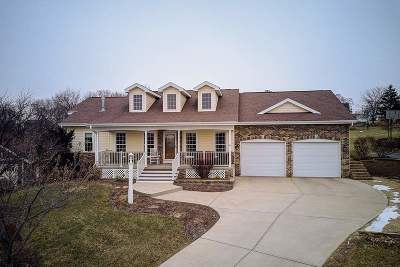 Mount Horeb Single Family Home For Sale: 113 Greve Cir