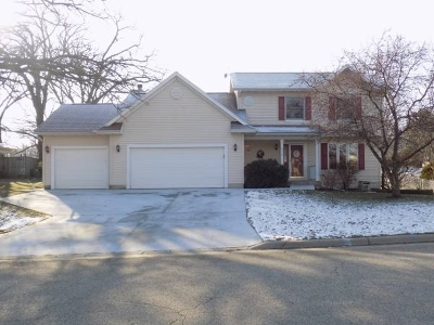 Janesville WI Single Family Home For Sale: $289,900