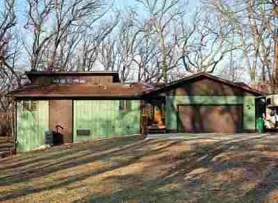 Green County Single Family Home For Sale: W877 Taylor Tr