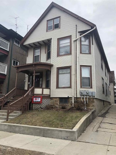 Madison Multi Family Home For Sale: 503 W Main St