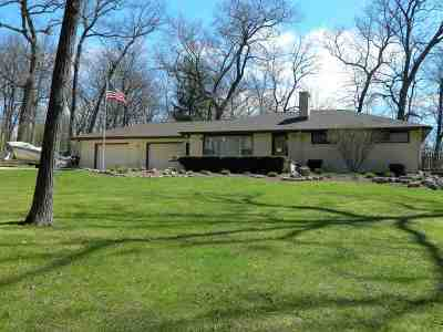 Beloit Single Family Home For Sale: 6503 S Emerson Rd