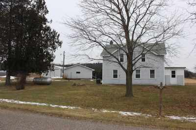 Columbia County Single Family Home For Sale: N9422 Cheese Factory Rd