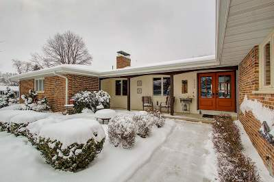 Janesville Single Family Home For Sale: 232 Apache Dr