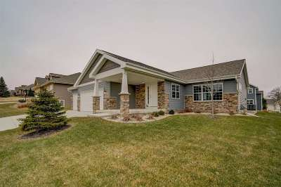 Oregon WI Single Family Home For Sale: $409,900